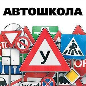 Автошколы Гиагинской