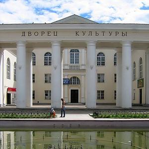 Дворцы и дома культуры Гиагинской