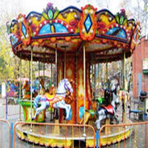 Парки культуры и отдыха Гиагинской