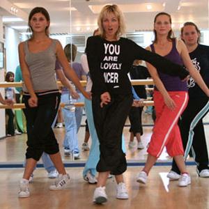 Школы танцев Гиагинской