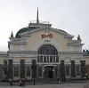Железнодорожные вокзалы в Гиагинской