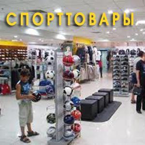 Спортивные магазины Гиагинской
