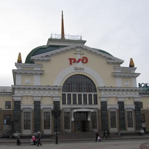 Железнодорожные вокзалы Гиагинской
